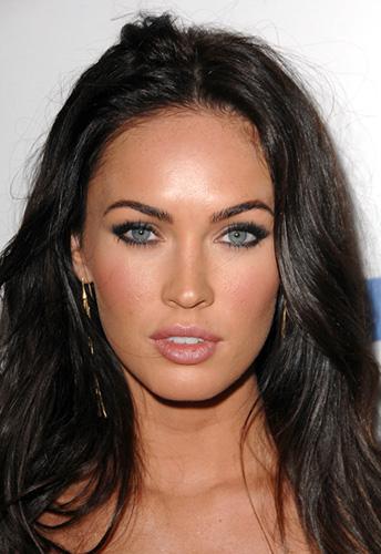 megan fox without makeup 2010. Even the ultra-gorgeous Megan